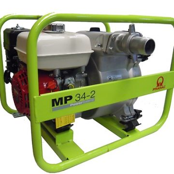 motor pumps - for trash water